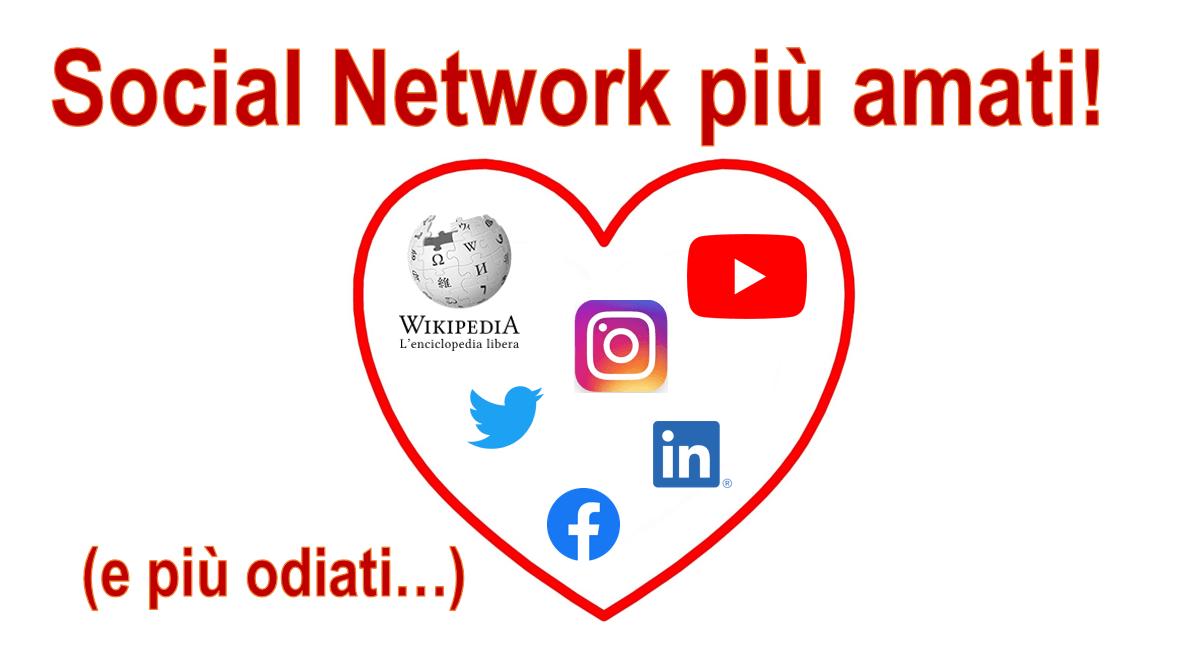 social network amati - cuore piccolo