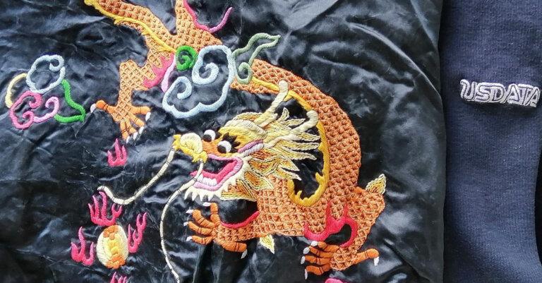 Dragone Cinese e USA