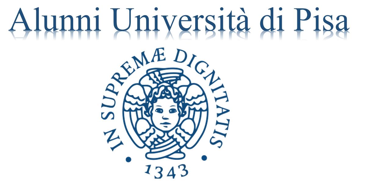 Logo Alunni Università di Pisa