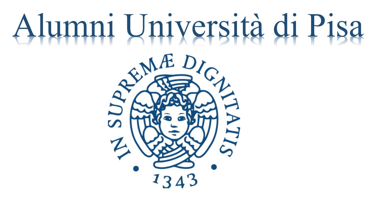 Logo degli ex Alunni dell'Università di Pisa